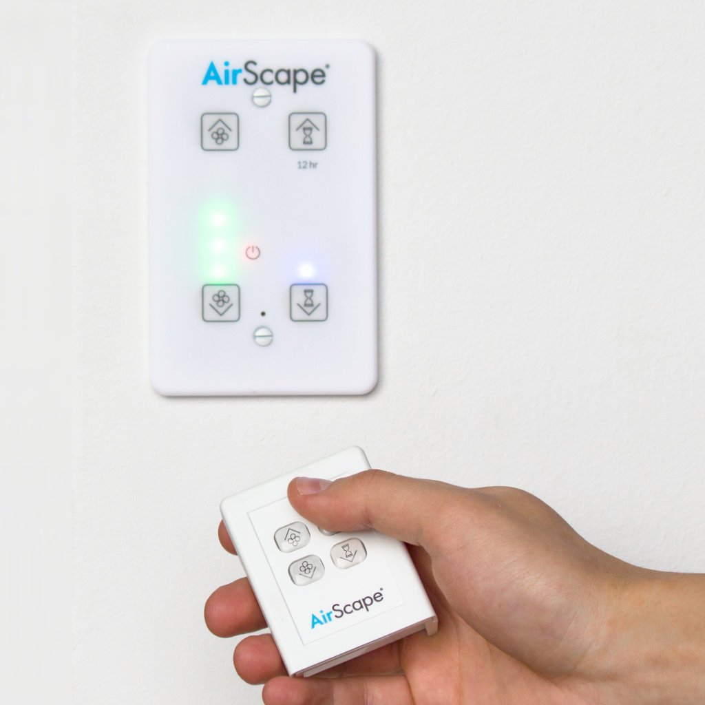 AirScape Remote Control Kit