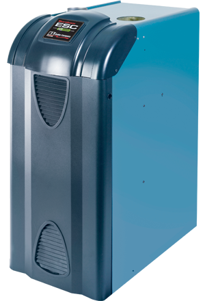 "Burnham Cast Iron Boiler, 1-1/4"" Supply/Return, 152 MBH Input, 85% AFUE, Natural Gas, Floor Mount, Induced Draft/Direct Vent"