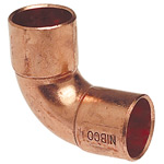 "3/4"" Copper 90 Elbow (C75-019)"