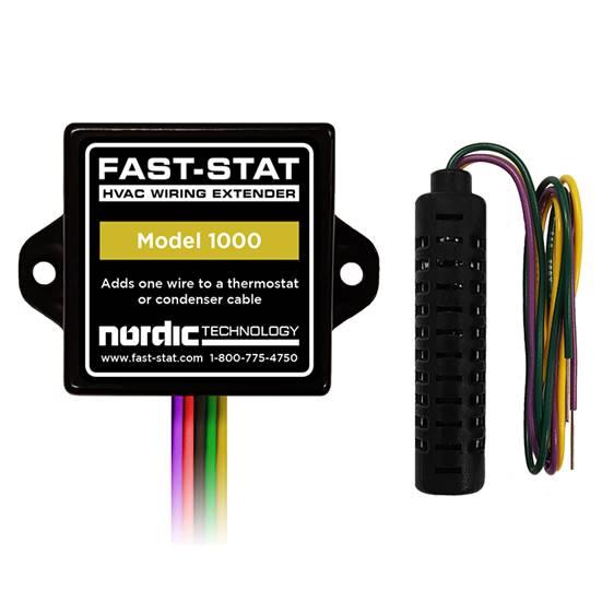 Fast-Stat Model 1000 Hvac Wiring Extender