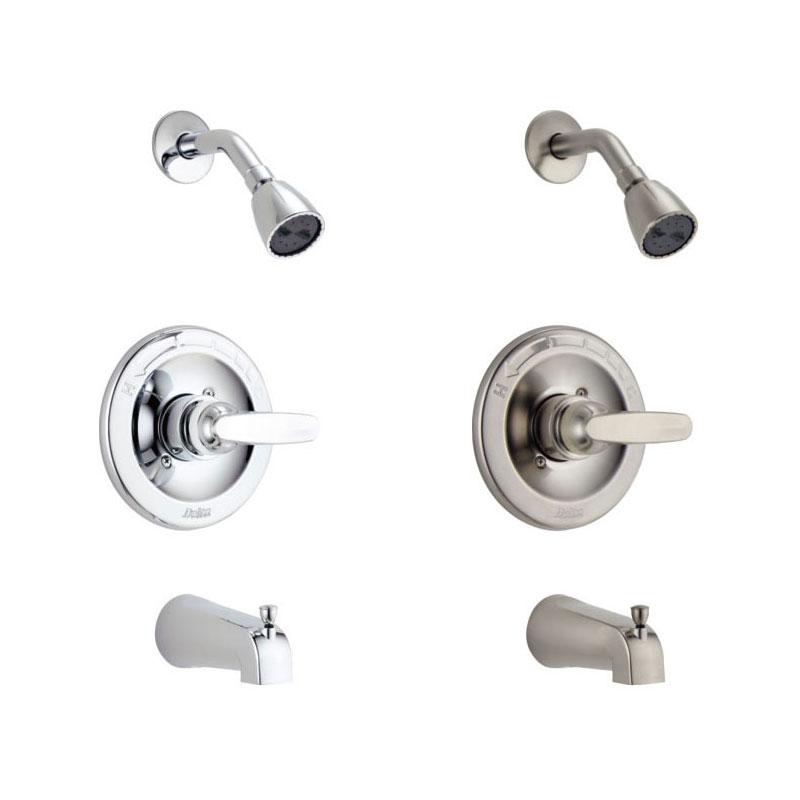 Delta Tub & Shower Faucet Trim 1 Handle Foundations