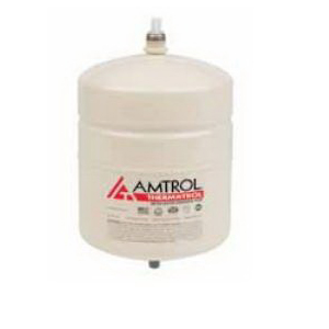"""Amtrol THERM-X-TROL® Hydronic Expansion Tank, 3/4"""" x 3/4"""", MPT x MPT, 4.4 Gallon, Lead-Free, Antimicrobial Lined, Urethane Topcoated Deep Drawn Steel, Vertical, In-Line"""