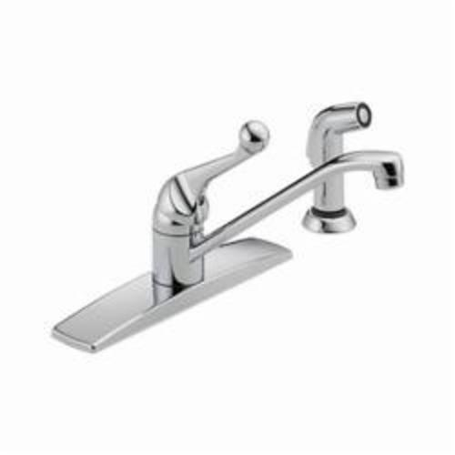 Delta Kitchen Faucet 1 Handle 4 Hole