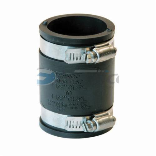 "1-1/2"" All Pipe Rubber Coupling"