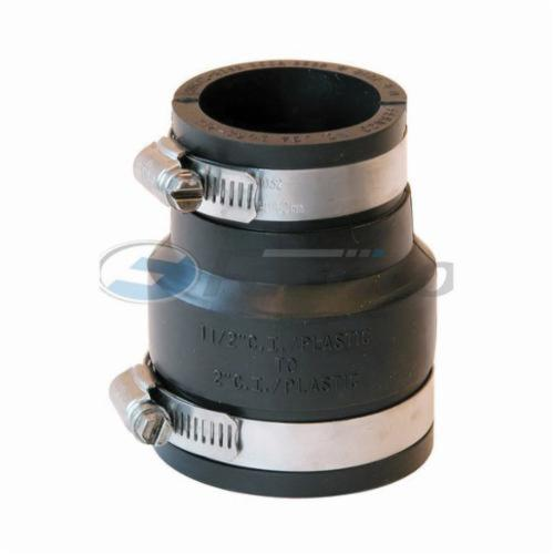 """2"""" x 1-1/2"""" All Pipe Rubber Coupling"""