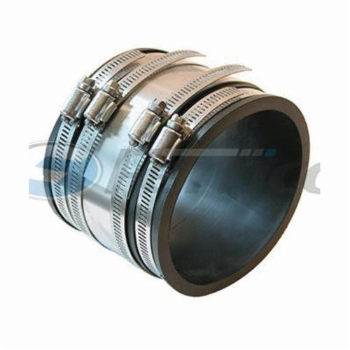 """3"""" All Pipe Steel Strong Back Coupling"""