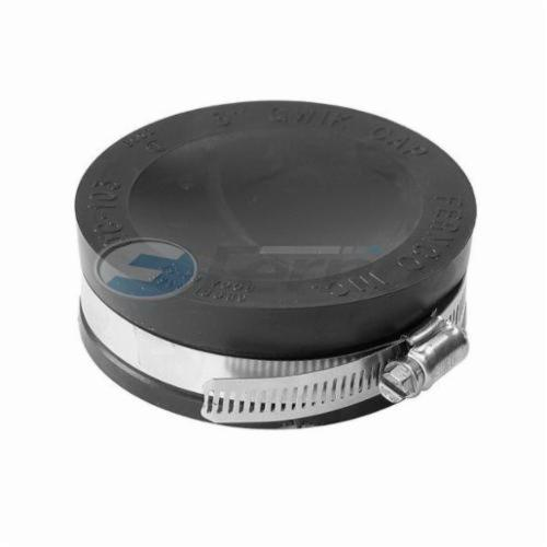 "6"" Rubber Pipe Cap (Qc-106)"
