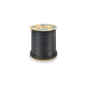 "Gastite Flashshield+™ 3/4"" x 50' Coil Corrugated 304 Stainless Steel Tubing, CSST x CSST, Black, 25 PSI"