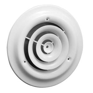 "10"" Round Ceiling Air Diffuser"