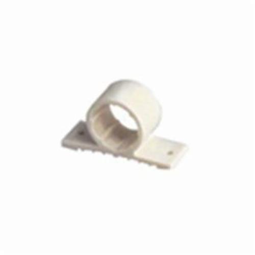 "3/4"" 2-Hole Plastic Pipe Strap"
