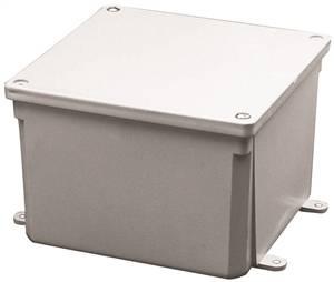 JUNCTION BOX 4X4X4 PVC
