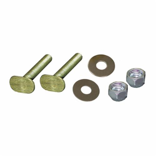 "2-1/2"" Closet Bolts Nuts Washers (C02-011)"