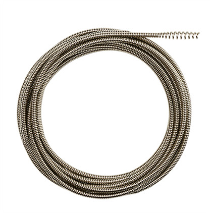 """Milwaukee Tool 5/16"""" x 25' Inner Core Drop Head Cable with Rustguard"""