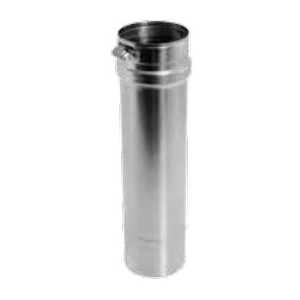 """3"""" x 12"""" Ss Vent Pipe"""