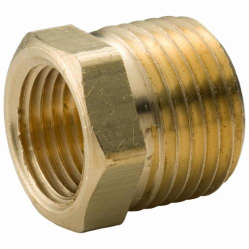 "1"" x 3/4"" Brass Bushing Reducer"