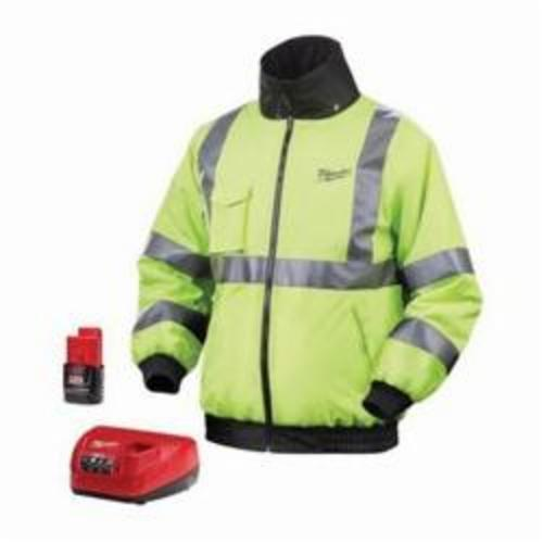 Milwaukee Tool HEATED JACKET KIT HIGH VISIBILITY X-LARGE (M12)