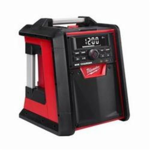 Milwaukee Tool M18 Jobsite Radio with Built In Charger