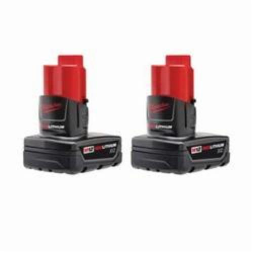 Milwaukee Tool M12 Redlithium Battery 2 Pack Xc