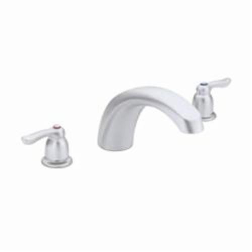 Moen Roman Tub Faucet Trim Brushed Chrome Cau