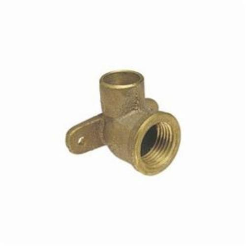 "1/2"" Copper x FIP Drop Ear 90 Shower Elbow"