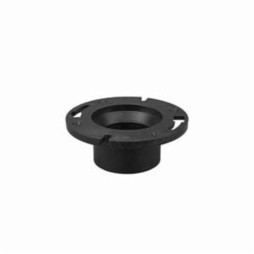 """4"""" x 3"""" ABS Solid Closet Flange (02903)"""
