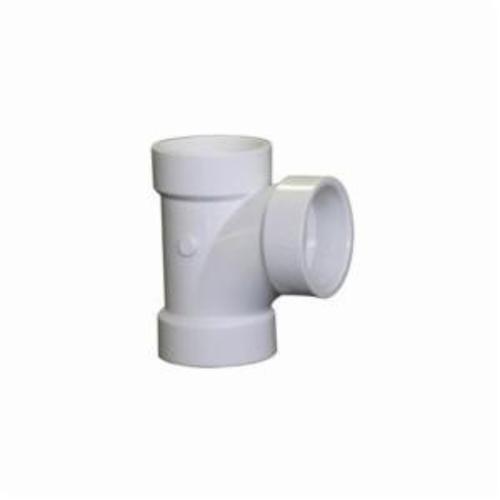"2"" x 1-1/2"" x 2"" PVC Sanitary Tee (P401-257)"