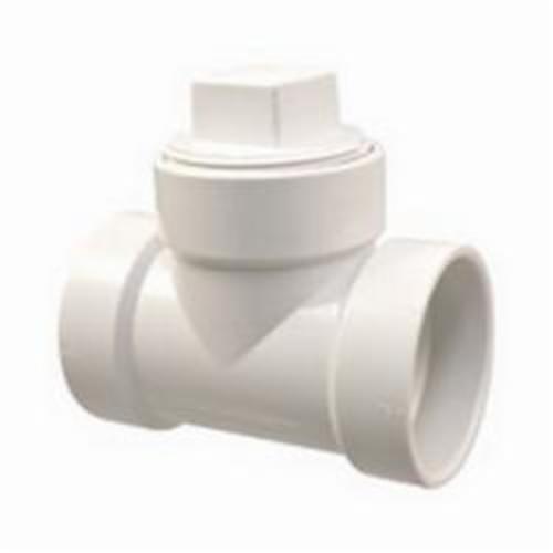 "3"" PVC Test Tee with Plug (P444X-030)"