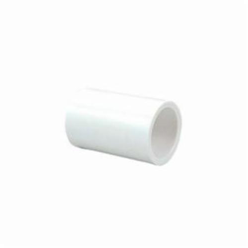 """3/4"""" x 3/4"""" PVC Coupling, Socket x Socket, S40, 63 PSI"""