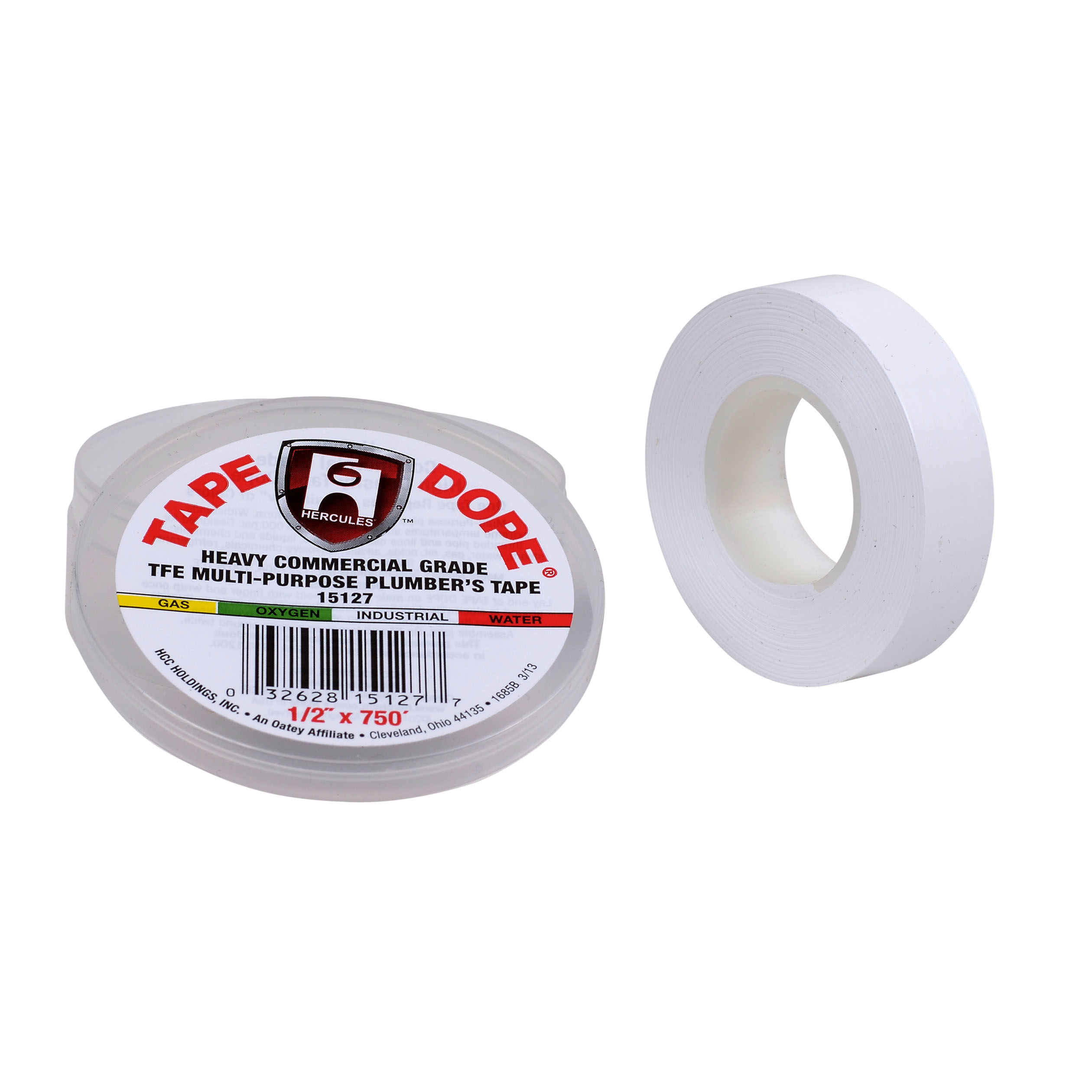 "3/4"" Teflon Thread Seal Tape 520"" Roll"