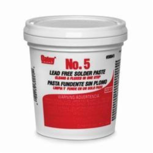 Oatey Paste Flux Number 5 - 1 Lb (30041)
