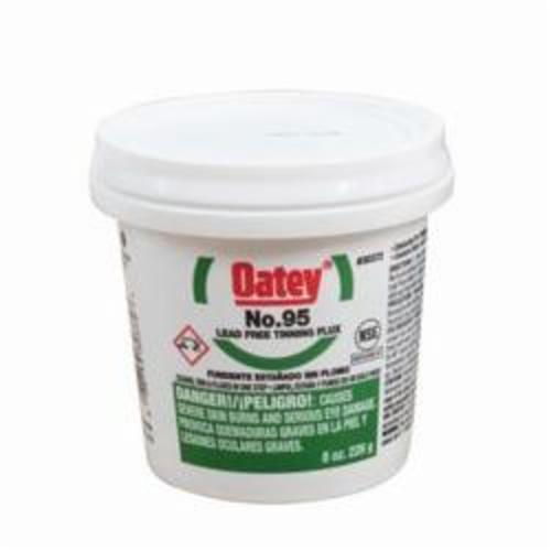 Oatey Paste Flux Number 95 - 8 Oz (30372)