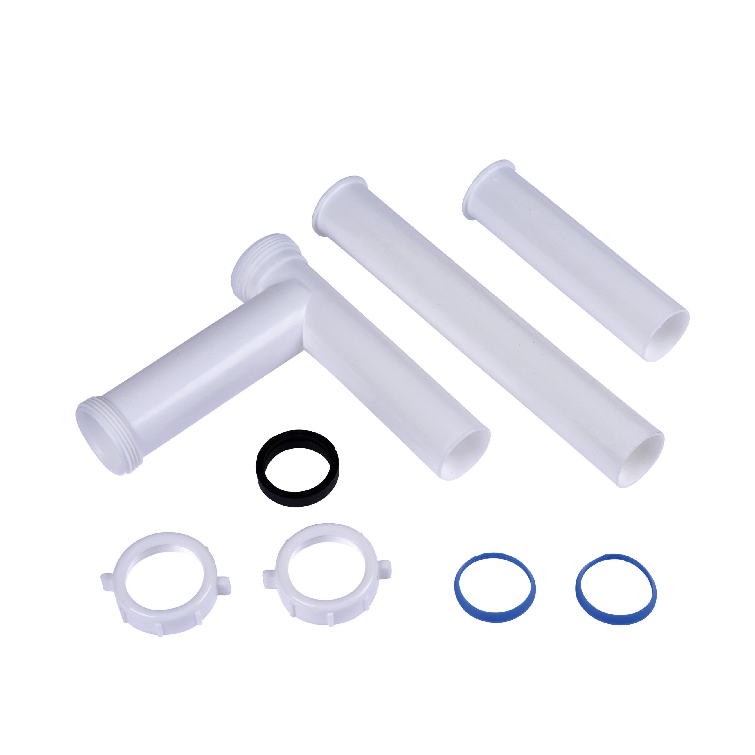 """Oatey 1-1/2"""" x 13"""" Slip Joint Disposer Kit PVC"""