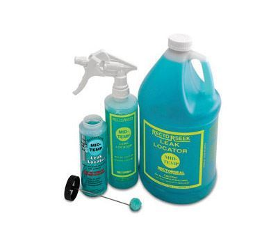 Rectorseal Leak Detector Mid Temp - 16 Oz