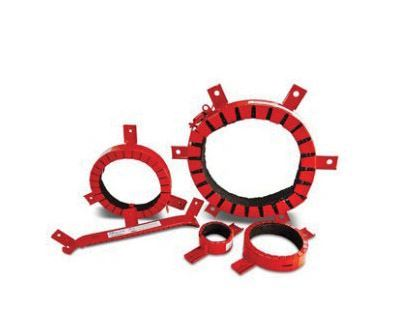 "1-1/2"" Fire-Stop Pipe Collar (66352) Metacaulk"