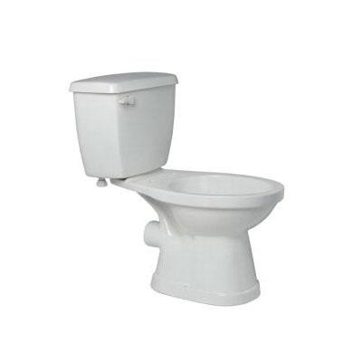 Insulated Toilet Tank White #005