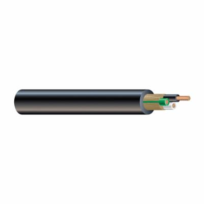 Southwire Cord Power SEOW 10/3 250ft Black