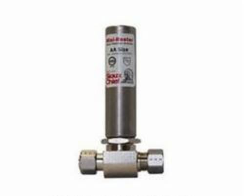 "Sioux Chief Mini-Rester™ Water Hammer Arrestor, 1/4"", Compression x Female Compression, Lead-Free, 304 Stainless Steel, Piston"