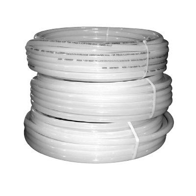 "3/4"" x 100' AquaPEX Pipe - White"