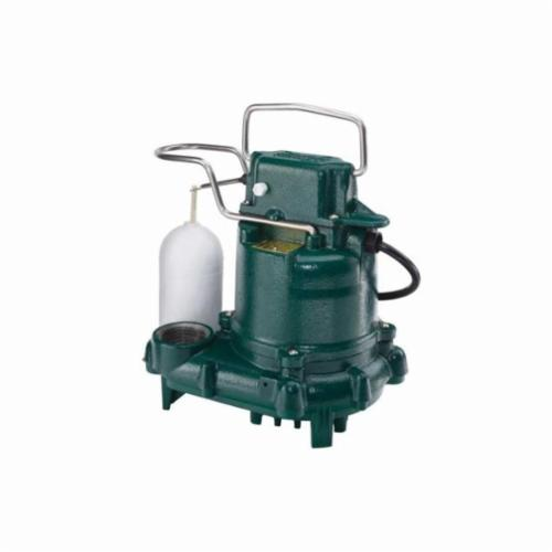 "1/3 HP Automatic 1-1/2"" Sump Pump Cast Iron"
